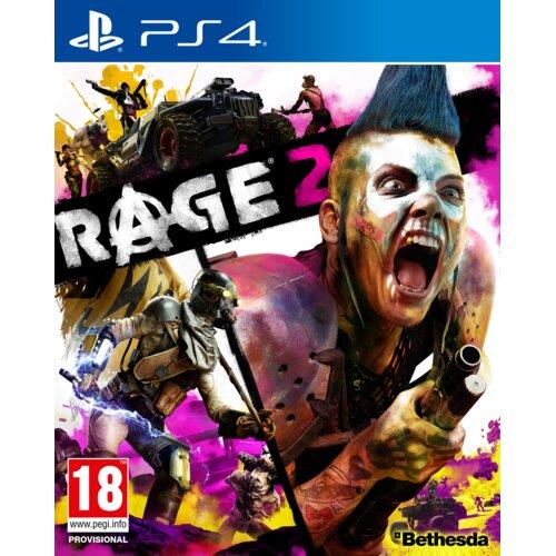 Rage 2 Gra PS4 (Kompatybilna z PS5)