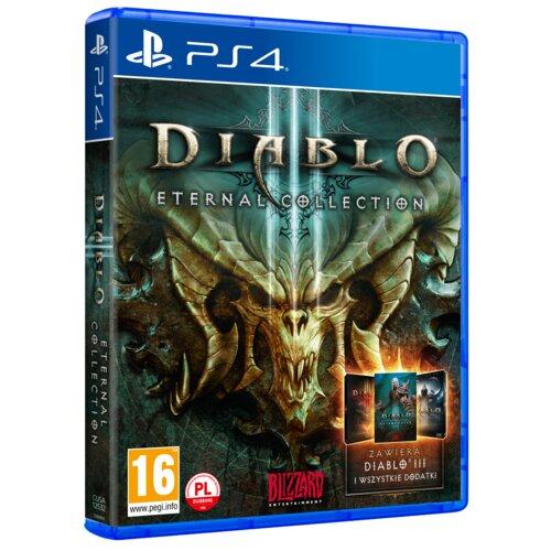 Diablo III: Eternal Collection Gra PS4 (Kompatybilna z PS5)