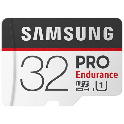 Karta pamięci SAMSUNG Pro Endurance MicroSDHC 32GB MB-MJ32GA/EU