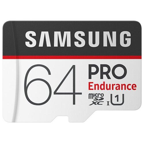 Karta pamięci SAMSUNG Pro Endurance MicroSDXC 64GB MB-MJ64GA/EU