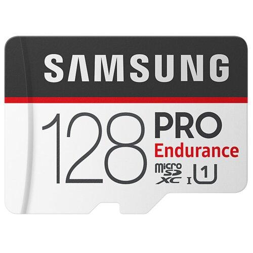 Karta pamięci SAMSUNG microSDXC 128GB Pro Endurance