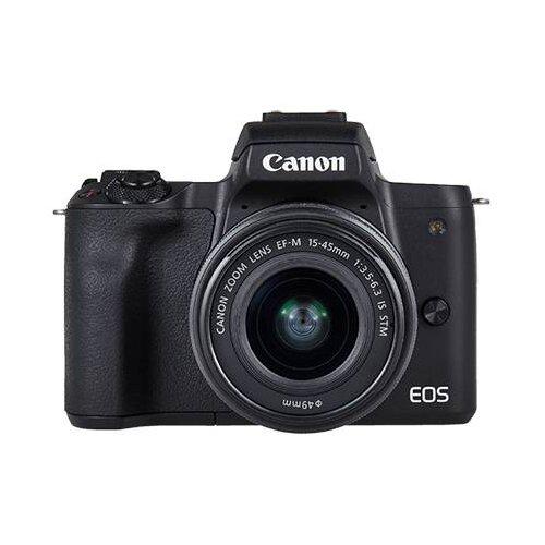 Aparat CANON EOS M50 + Obiektyw 15-45mm + Torba SB130 + SDHC 16GB