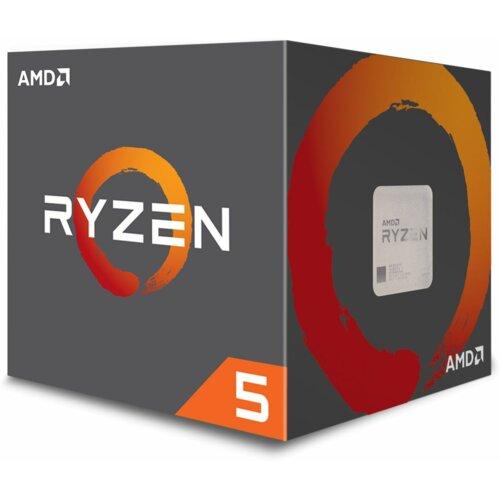 Procesor AMD Ryzen 5 2600, 3.4GHZ, 19MB, AM4, 12NM, 65W