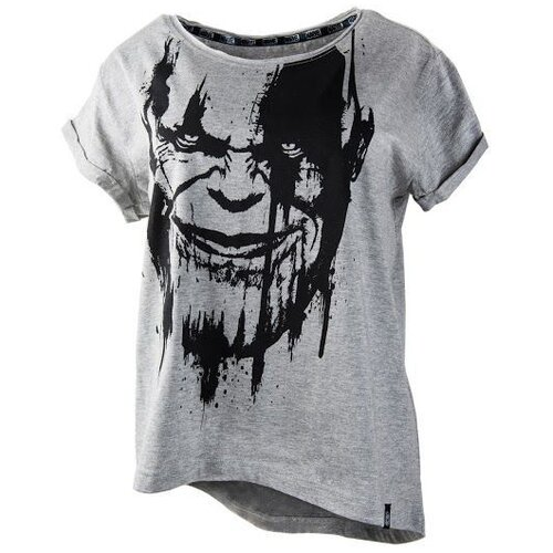 Koszulka GOOD LOOT Marvel Infinity War Sinister (rozmiar M) Szary
