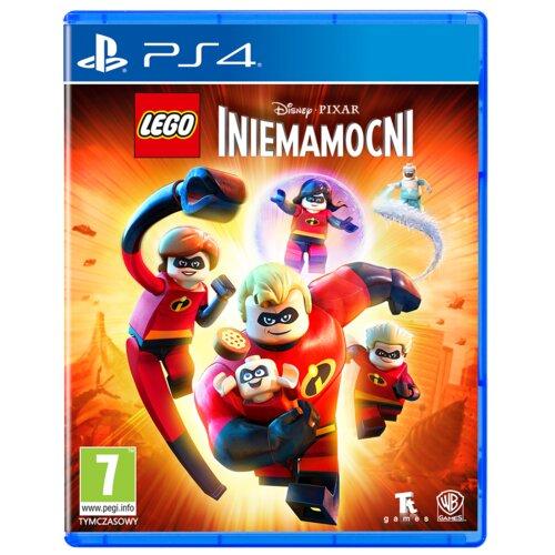 LEGO Iniemamocni Gra PS4 (Kompatybilna z PS5)