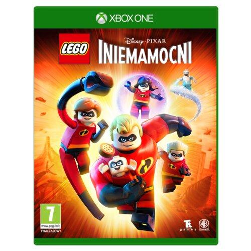Lego Iniemamocni Gra XBOX ONE (Kompatybilna z Xbox Series X)
