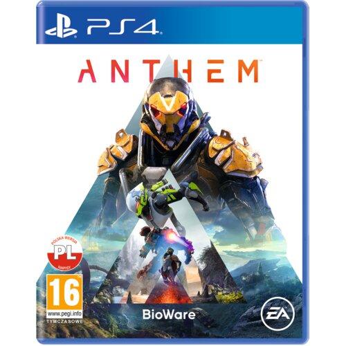 Anthem Gra PS4 (Kompatybilna z PS5)