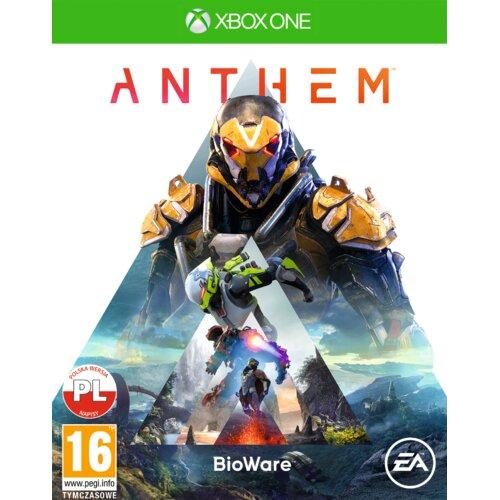 Anthem Gra XBOX ONE (Kompatybilna z Xbox Series X)
