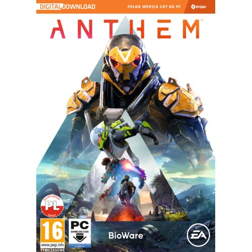 Anthem Gra PC