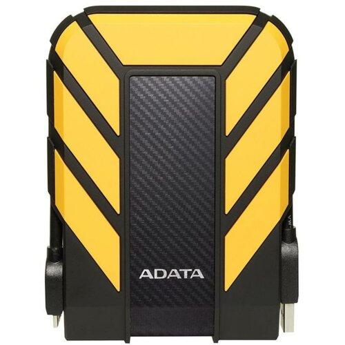 Dysk ADATA HD710 Pro 1TB HDD Żółty