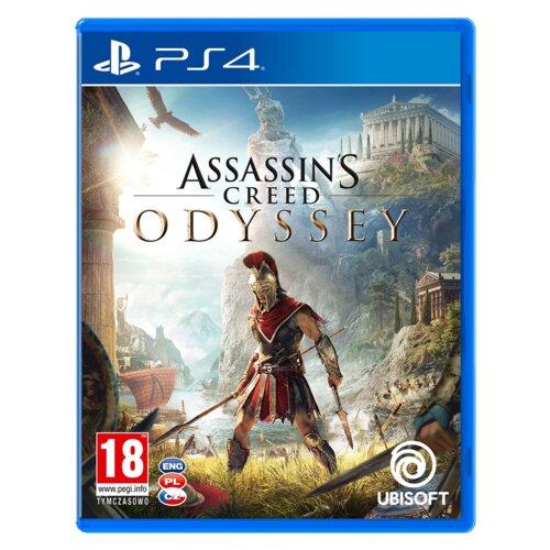 Assassin's Creed: Odyssey Gra PS4 (Kompatybilna z PS5)
