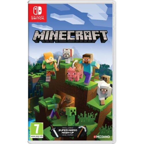 Minecraft Gra NINTENDO SWITCH