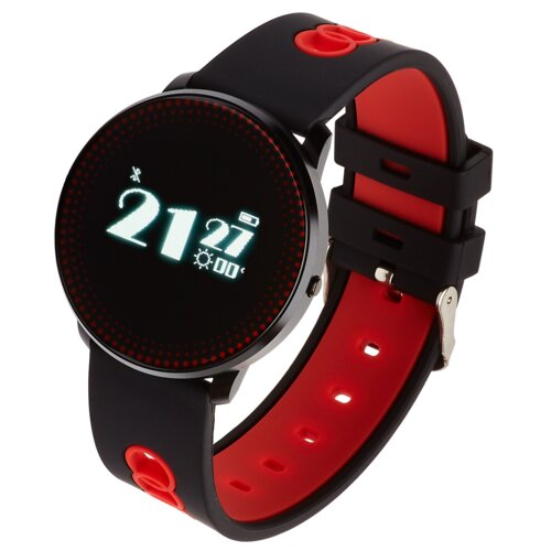 Smartwatch GARETT Sport 14 Czarno-czerwony