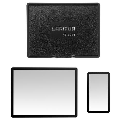 Osłona GGS LCD Larmor GEN5 Nikon D500