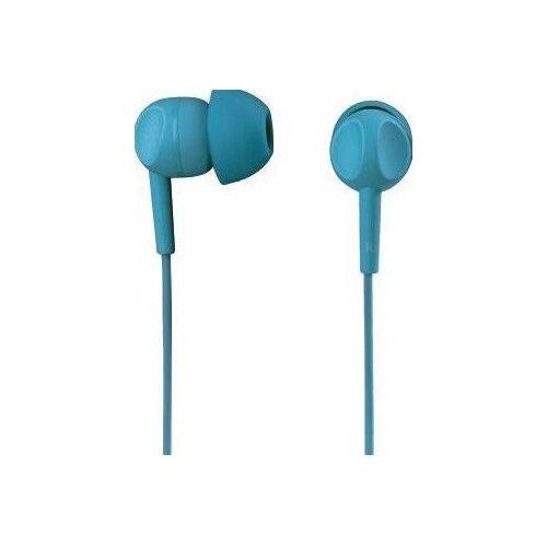 Słuchawki dokanałowe THOMSON EAR3005TQ Niebieski