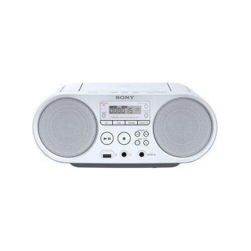 Radioodtwarzacz SONY ZSPS50CPW Biały