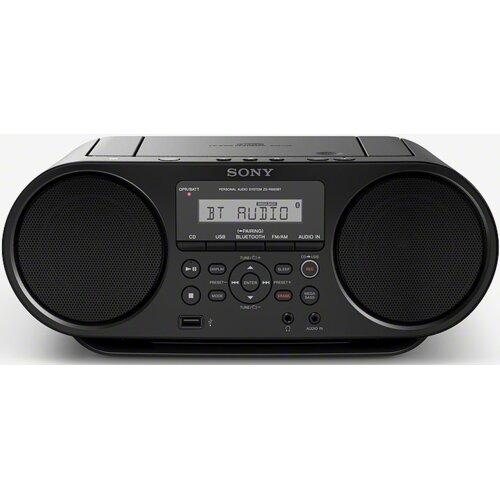Radioodtwarzacz SONY ZSRS60BT Czarny