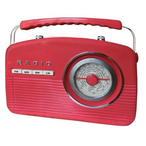 Radio CAMRY CR 1130 Czerwony