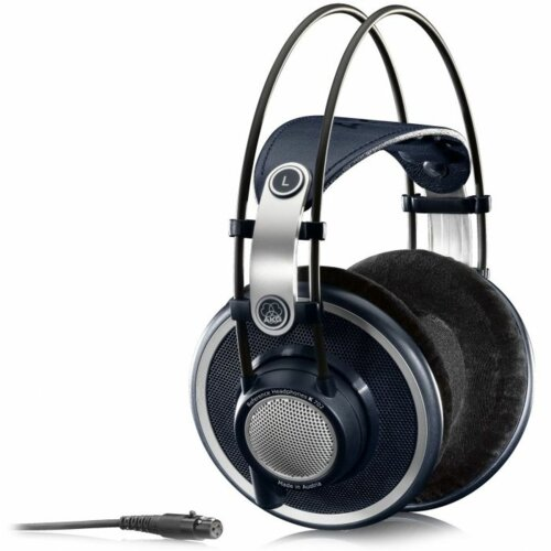 Słuchawki nauszne AKG K702 Czarny